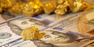 افزایش 9 دلاری طلا