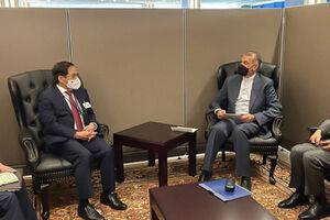ملاقات امیرعبداللهیان با وزیر امور خارجه ویتنام