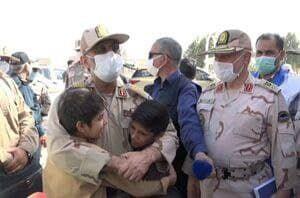 تفاوت مرزبانی ایران و آمریکا به روایت تصویر