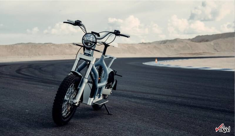 موتورسیکلت الکتریکی سونی +تصاویر