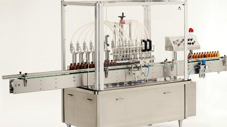 آشنایی با انواع دستگاه پرکن مایعات به همراه کاربرد هر یک در صنعت
