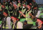 عکس/ بدرقه خادمان شهرداری تهران به مراسم اربعین