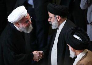 تقصیرهای روحانی، گردن احمدینژاد موفقیتهای رئیسی به نام روحانی
