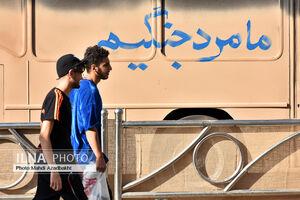 فیلم/ نمایشگاه جنگهای نامنظم در اردبیل