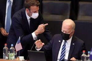 کاخ سفید: سفیر فرانسه در آمریکا به واشنگتن بازمیگردد