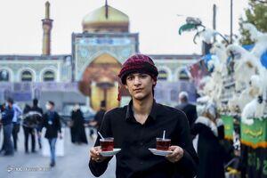 عکس/ موکب جاماندگان اربعین حسینی (ع)