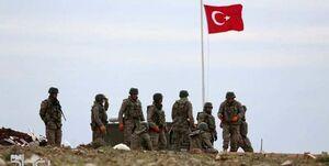 ورود کاروان تجهیزات نظامی ترکیه به ادلب