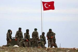 حضور ۶۰۰ نیروی ارتش ترکیه در موصل