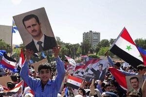 بشار اسد دولت سوریه نمایه