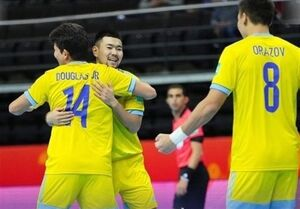 جام جهانی فوتسال| قزاقستان؛ حریف ایران در صورت غلبه بر ازبکستان/ تکرار فینال دوره گذشته در یکچهارم نهایی