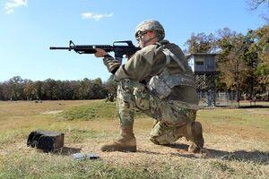 ۵ زخمی بر اثر تیراندازی در پایگاه نظامی آمریکا