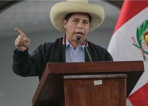 عکس/ تیپ بومی رئیسجمهور پرو در سازمانملل