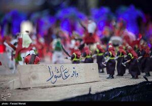 عکس/  نمایشگاه عروسکی از غدیر تا شام