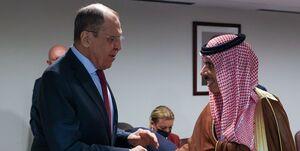 دیدار لاوروف و همتای سعودی با محور مسائل منطقه