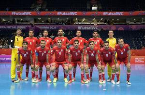 زمان و محل بازی تیم ملی ایران با قزاقستان در مرحله یک چهارم