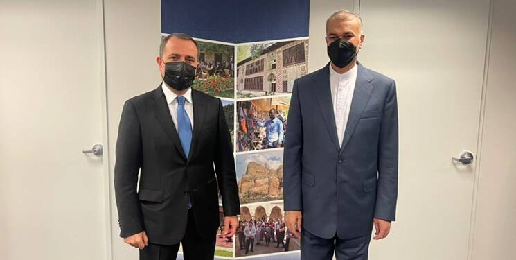 گفتوگوی امیرعبداللهیان با همتای آذربایجانی درباره تردد کامیونهای ایرانی