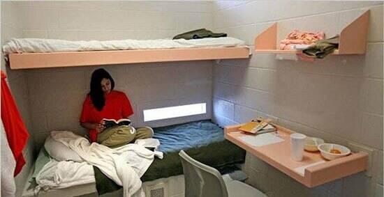 لاکچری ترین  زندان ها