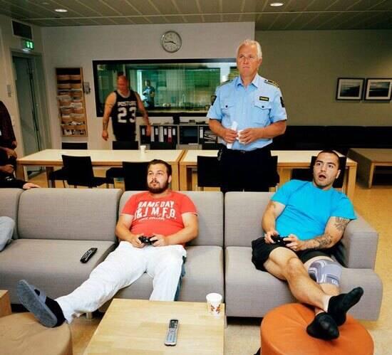 زندان هالدن، نروژ