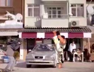 فیلم/ تبلیغ مضحک بیمه در ترکیه