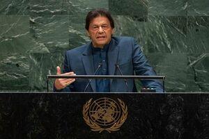 عمران خان: از دولت طالبان پشتیبانی کنید