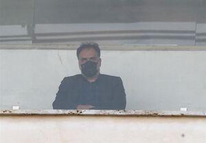 حضور مدیرعامل مستعفی در باشگاه استقلال
