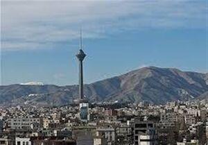 کیفیت هوای تهران «قابل قبول» است