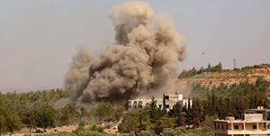 جنگندههای روسیه مواضع تروریستهای همسو با ترکیه را بمباران کردند