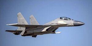 پرواز ۲۴ فروند جنگنده چین به سمت تایوان