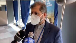 خطیب زاده: وزیر امور خارجه در اولین فرصت به بیروت سفر خواهد کرد