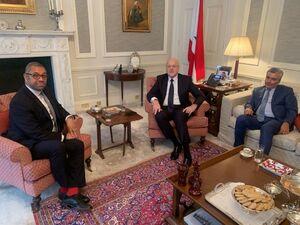 میقاتی در لندن؛ انگلیس خواستار اصلاحات در لبنان شد
