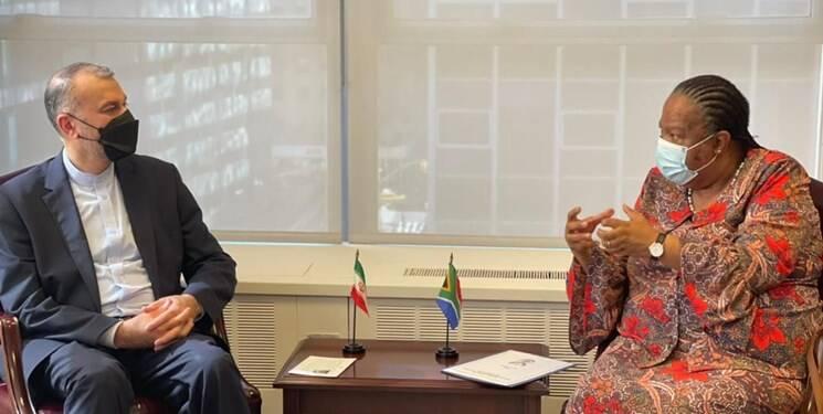 امیرعبداللهیان: اقتصاد خود را به مذاکرات گره نمیزنیم