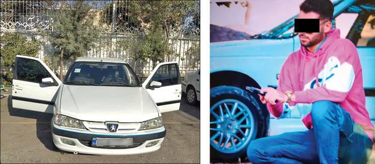 باند مخوف سرقت مسلحانه خودرو متلاشی شد +عکس