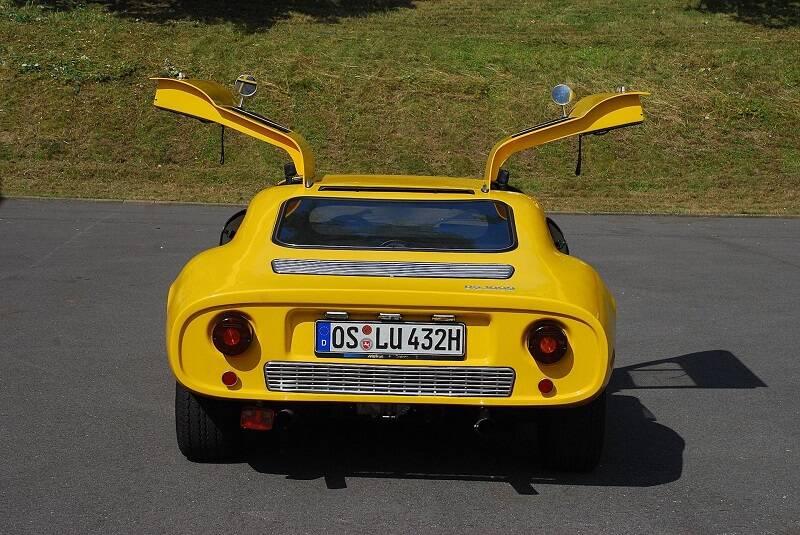 سوپر اسپرت کمونیستی از آلمان شرقی، نگاهی به ملکوس RS۱۰۰۰ +عکس