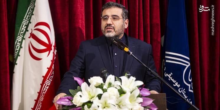 وزیر ارشاد: موضوع واگذاری شبکه نمایش خانگی بدون جنجال رسانهای باید حل شود