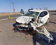 تصادف خونین در استان مرکزی