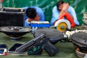خنثی شدن همه سرقتهای مسلحانهی تهران توسط پلیس