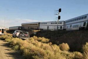 واژگونی ۷ واگن قطار در «مونتانا» سه کشته برجای گذاشت