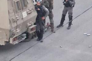درگیری مسلحانه در قدس و کرانه باختری و شهادت چند فلسطینی+فیلم
