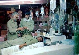 فیلم/ روایتی شنیدنی از جهاد پزشکان و جراحان در دفاع مقدس