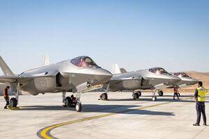 تحویل 3 جنگنده دیگر «اف-35» ساخت آمریکا به رژیم صهیونیستی - کراپشده