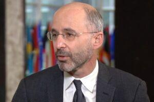 دیدار رابرت مالی با وزیر خارجه عراق با محوریت ایران و مذاکرات هستهای - کراپشده