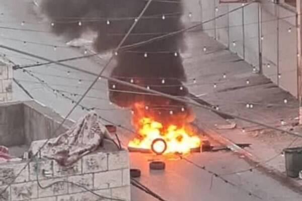 شهادت ۷ فلسطینی به ضرب گلوله صهیونیستها +فیلم