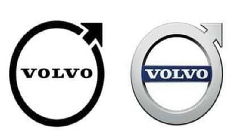 آرم خودروسازی «ولوو» تغییر کرد +عکس