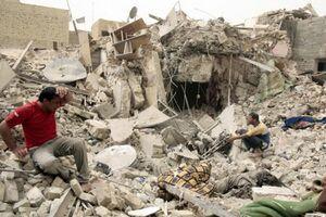 هزاران کشته نتیجه «جنگهای ابدی» آمریکا در جهان