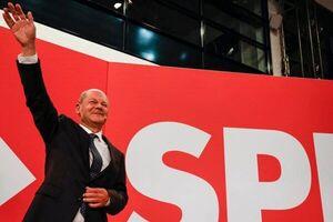 پایان مرکل و پیروزی حزب رقیب در انتخابات پارلمانی آلمان