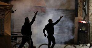 درگیری مبارزان مقاومت با اسرائیلیها در نابلس، ۲ نظامی زخمی شدند