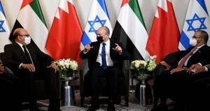 دیدار نفتالی بنت با دو وزیر اماراتی و بحرینی در نیویورک