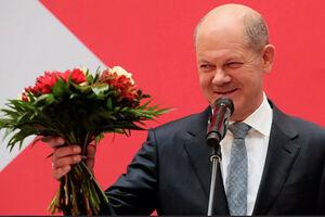 شولتز: دولت آلمان با ائتلاف ۳ حزب تشکیل می دهم