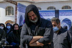 عکس/ تجمع و عزاداری جاماندگان اربعین در رشت