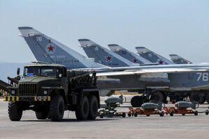 حمله پهپادی به پایگاه هوایی حمیمیم در مرکز سوریه